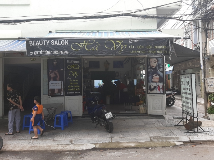 Beauty Salon Hà Vy