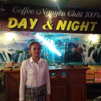 Cafe Day & Night
